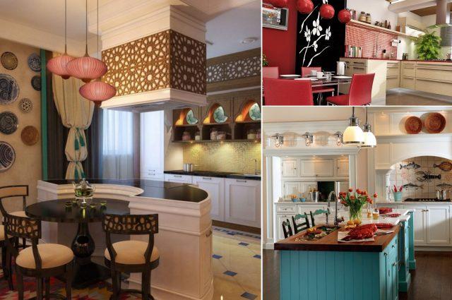 кухни в стиле