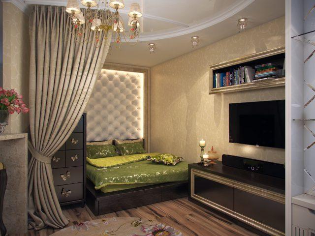 2 комнаты из одной