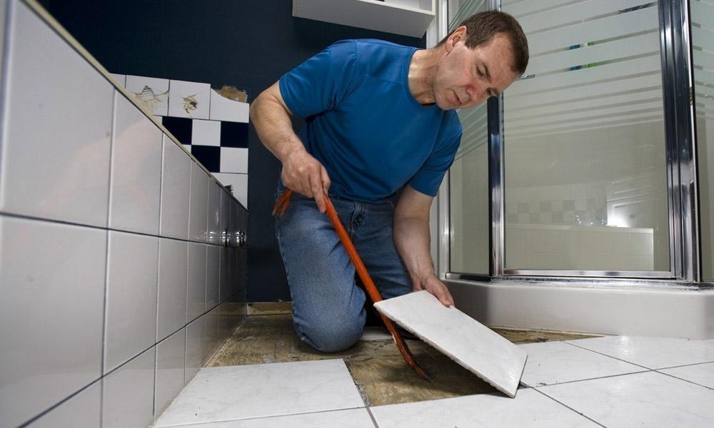 Как сделать в ванной комнате ремонт видео