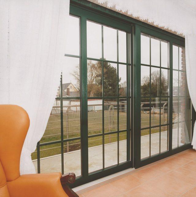 большие стекла