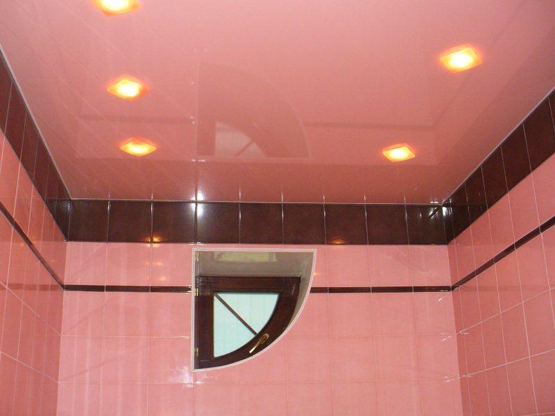 Натяжной потолок фото в спальнеской в комнату для девочек, стоит ли делать в спальню
