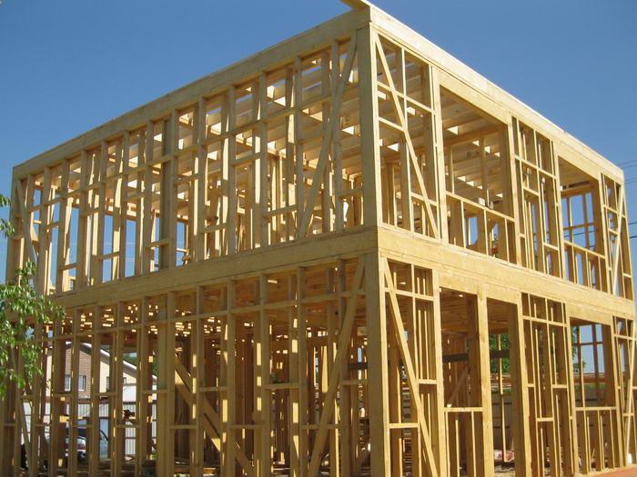 док строительство каркасных домов