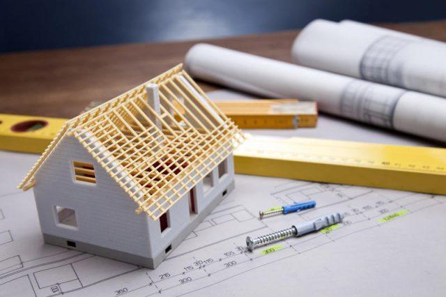 строительство дома с чего начать
