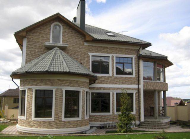 строительство домов для постоянного проживания
