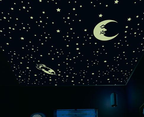 Ночное небо своими руками фото