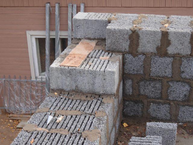 Cтроительство домов из керамзитобетонных блоков