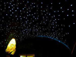Натяжной потолок звездное небо