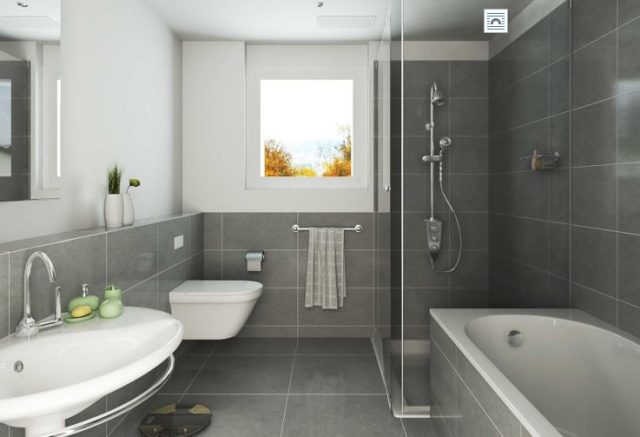 Идеи ремонта ванной фото модерн