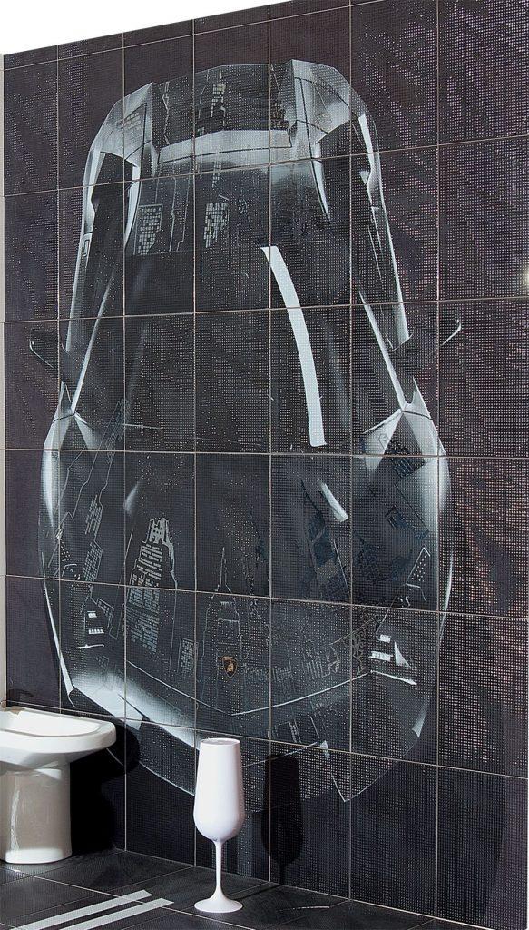 Панно Lamborghini BK1