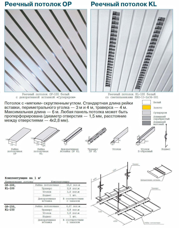 инструкция по ремонту подвесного потолка сайдингом