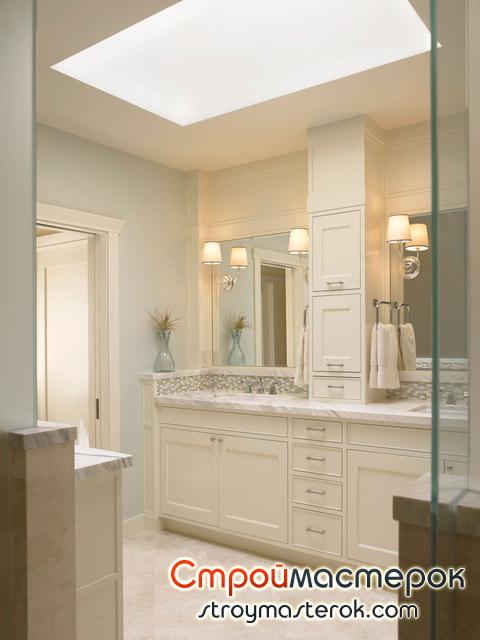 Оформление ванной комнаты фото