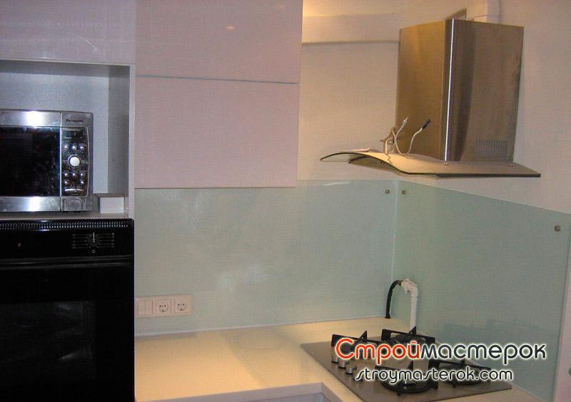 Матовые панели для кухни