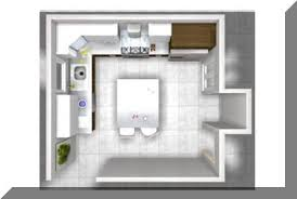 Дизайн маленькой кухни вид сверху