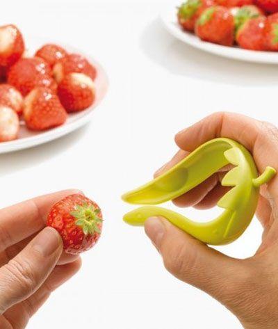 Приспособление для удаления черенков у ягод