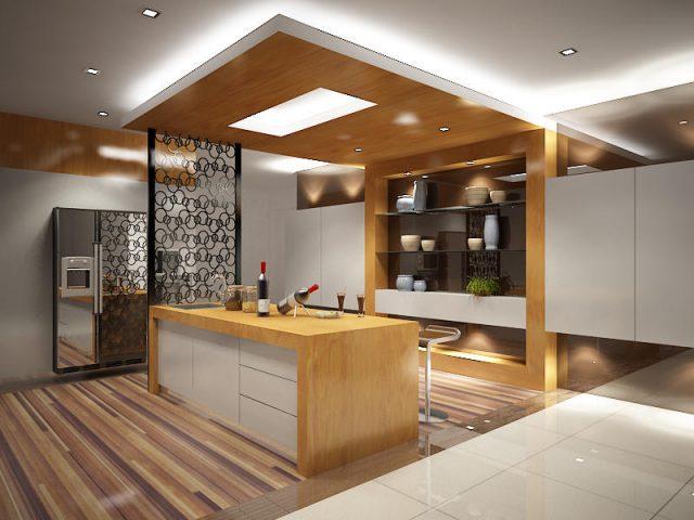 кухня зал студия дизайн фото