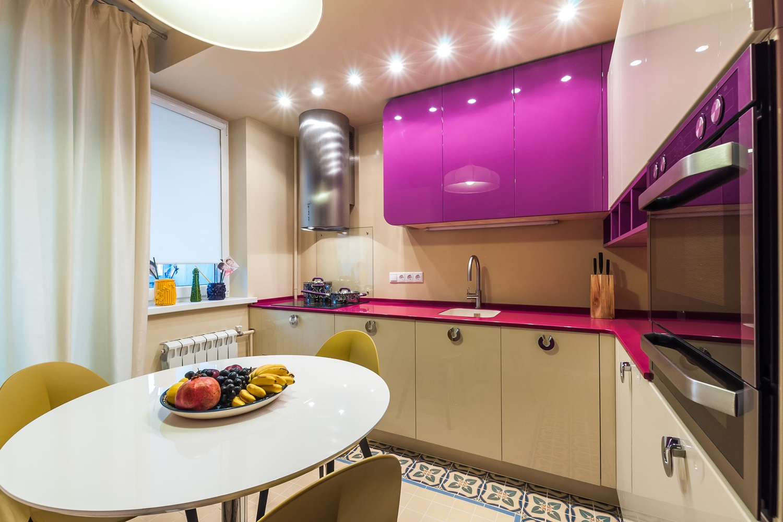 Ремонт кухни в 8 кв метров