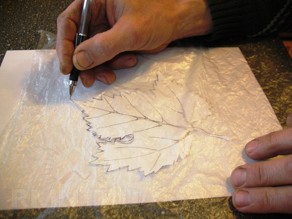 Изготовление барельефа своими руками