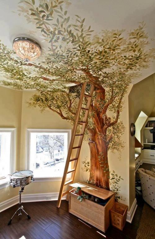 Деревья декор своими руками