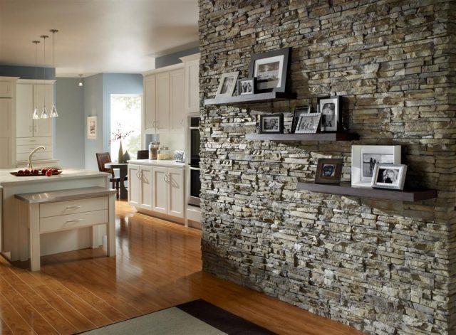 Отделочные материалы для декорирования стен