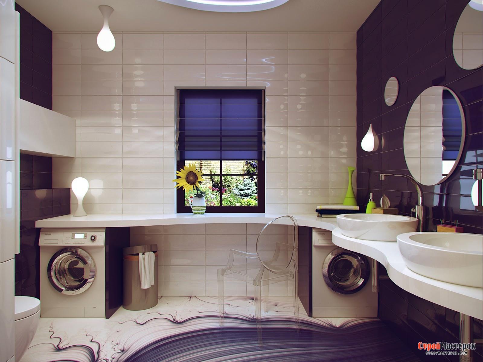 Дизайн ванной комнаты фото 2016 современные идеи фото