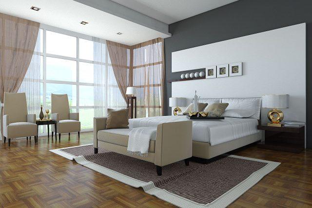 Выбор интерьера для спальни