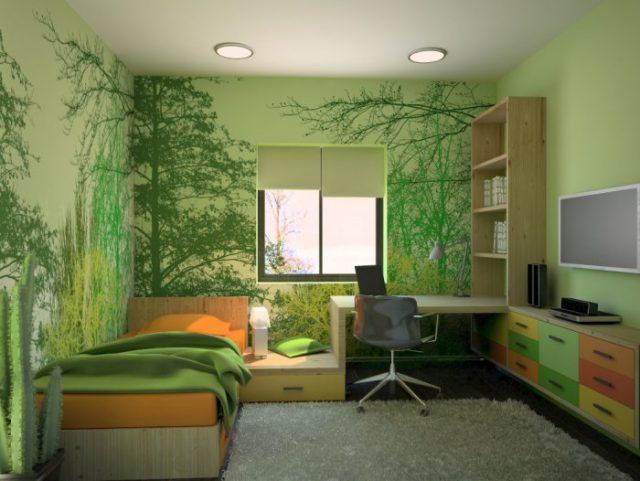 Дизайн детской комнаты: фото