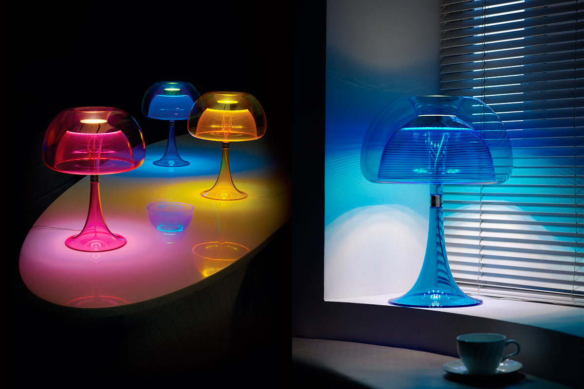 Настольные светодиодные светильники