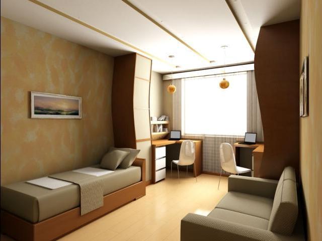 Дизайн комнаты для 2 мальчиков подростков