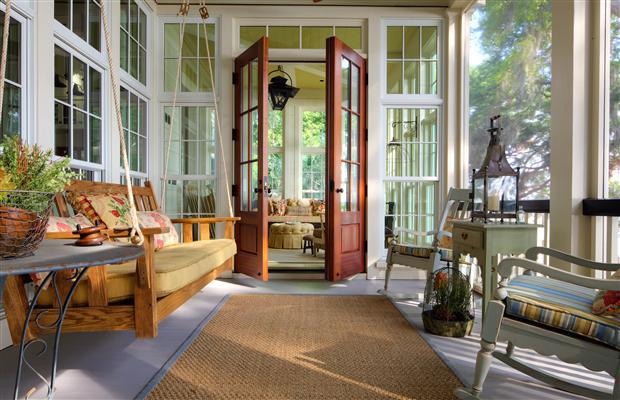Проектирование веранды для дома