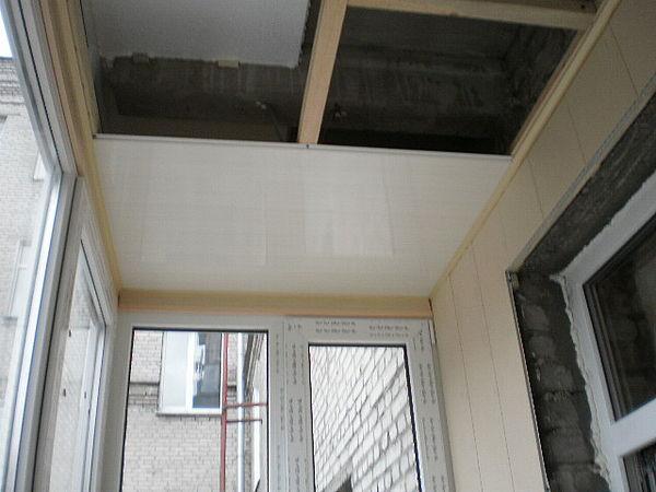 Как сделать потолок из профиля фото 260
