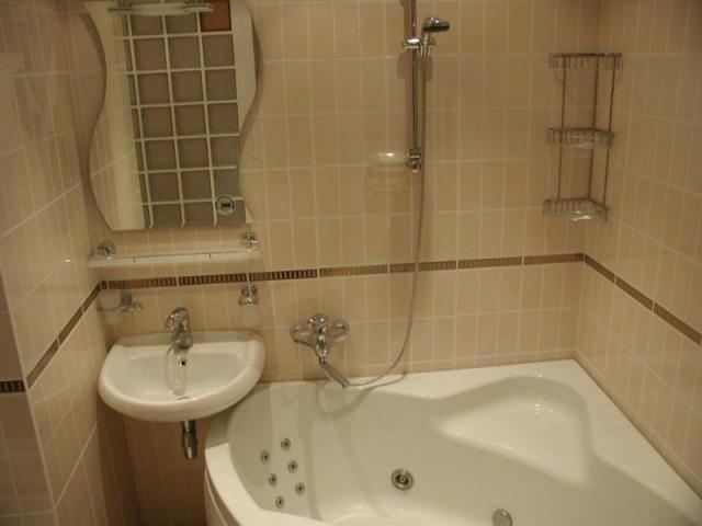 Ремонт в маленькой ванной