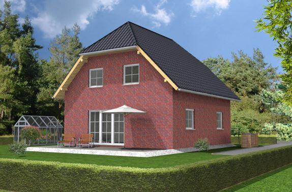 Полувальмовая форма крыши