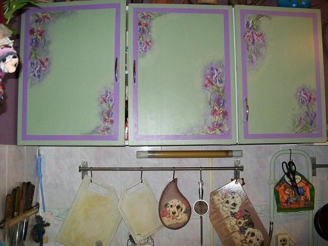 Кухонный гарнитура своими руками фото