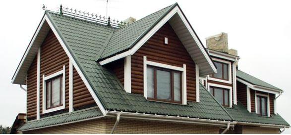 крыша многощипцовой формы