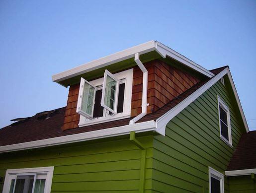 Чердачные и безчердачные крыши