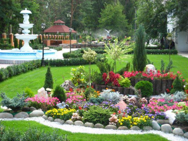 ландшафный дизайн |цели и задачи