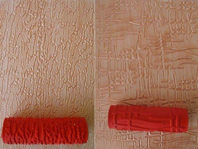 декоративная краска на стены
