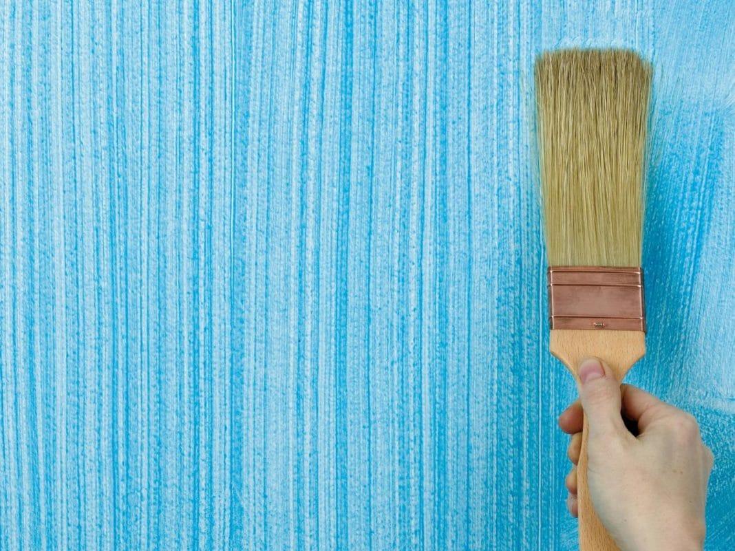 Как сделать краску для стен своими руками