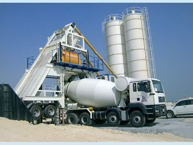 Покупка бетона от производителя