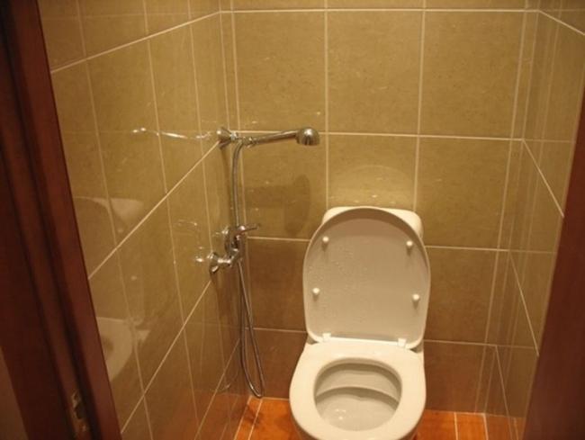 Ремонт квартиры в туалете