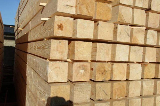 Профилированный брус строим своими руками