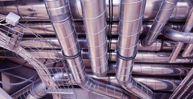Производственная вентиляция механическая