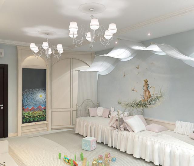 Люстры для детской комнаты фото