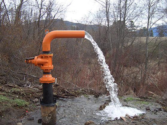 Пробурить скважину на воду