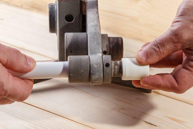 как сделать монтаж водопровода и полипропилена