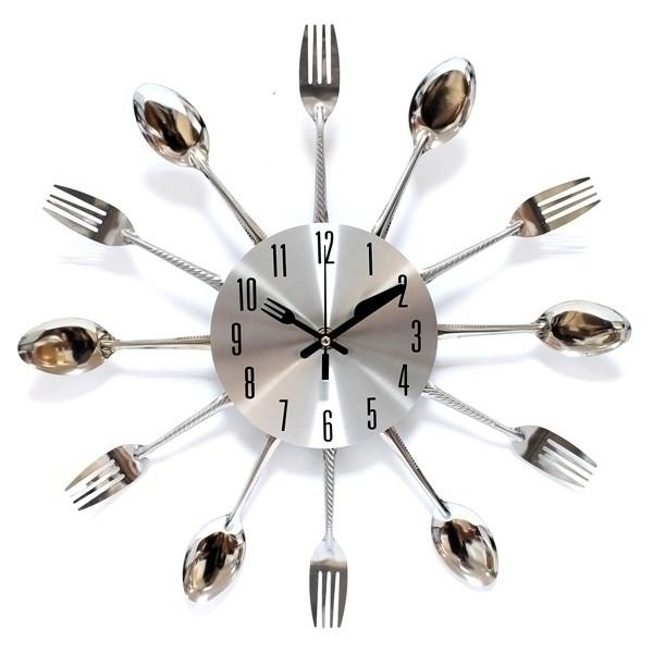 Дизайнерские часы для кухни