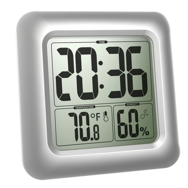 Электронные часы для кухни