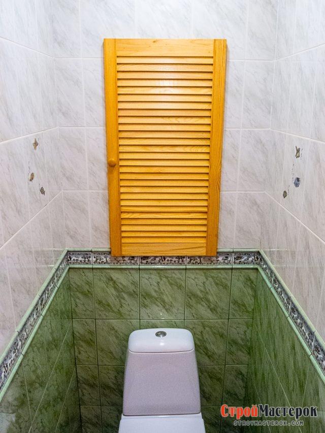 жалюзийная дверь для сантехнического шкафа шкафа