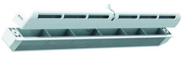клапан на оконо для приточной вентиляции Вентс